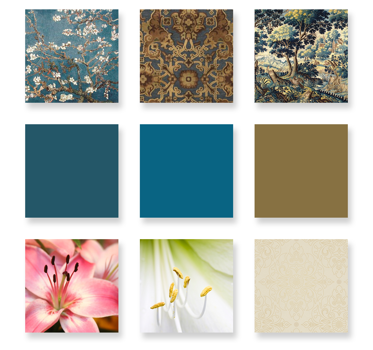 colors patterns imagery