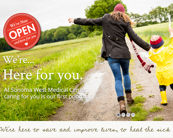 Sonoma West Medical Center website