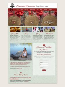 Elemental Harmony website