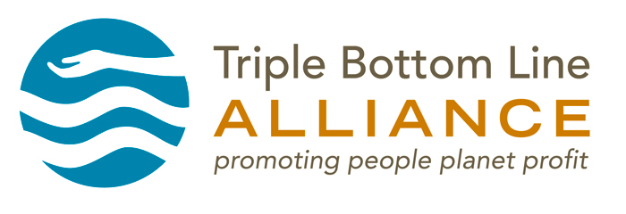 Triple Bottom Line Alliance logo design