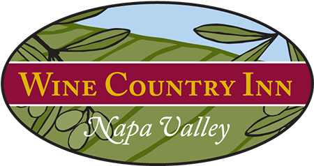 Wine Country Inn logo design